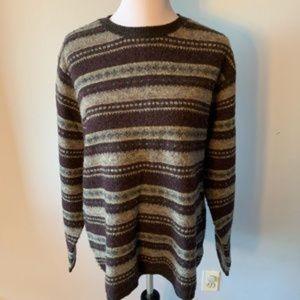 Eddie Bauer Women's Merino Wool Crew Neck size L